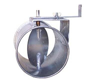 3 Inch (in) Diameter Manual Butterfly Valve (RBF03)