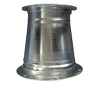 Flanged Reducers