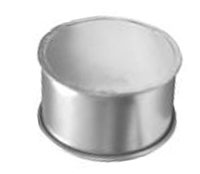 3 Inch (in) Diameter Closed End Cap